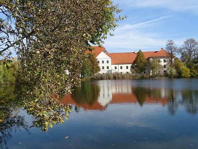 Klostersee Seeon