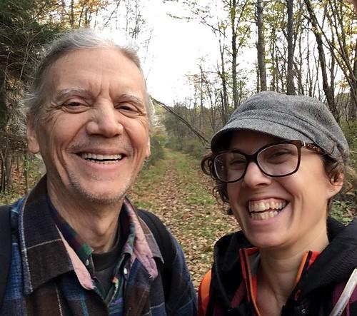 hike100nct getoutside findyourpark exploremore nps100 northcountrytrail family sunrises seasons hiking