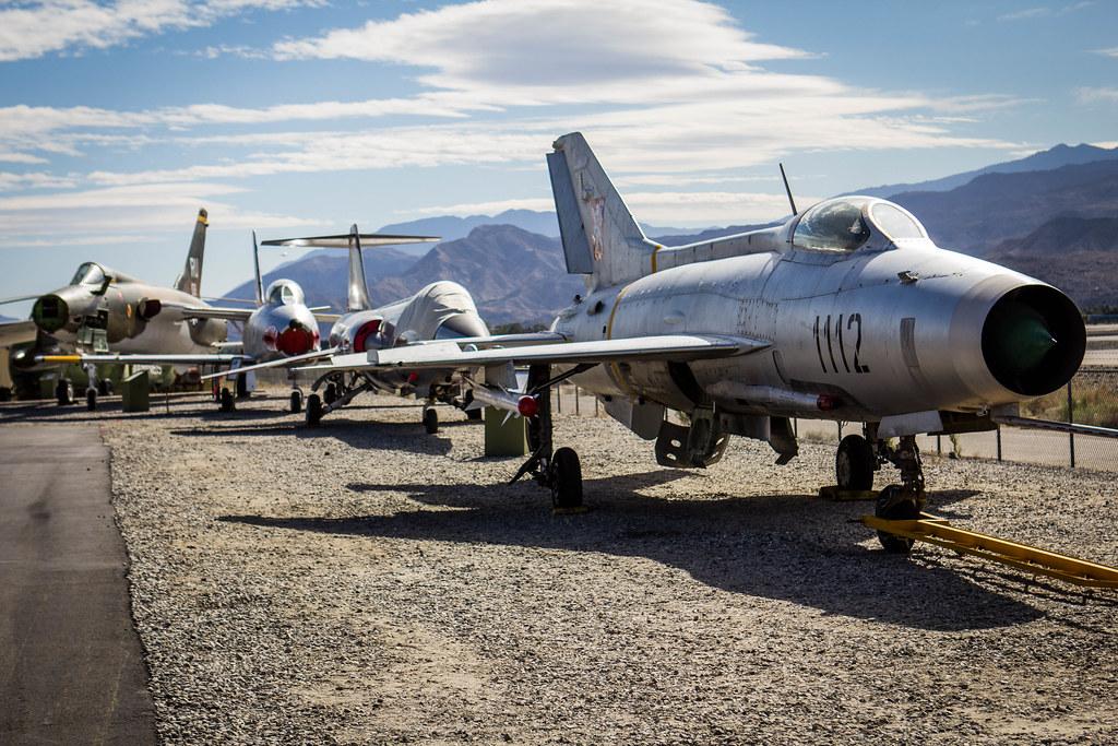 MiG 21: Palm Springs Air Museum