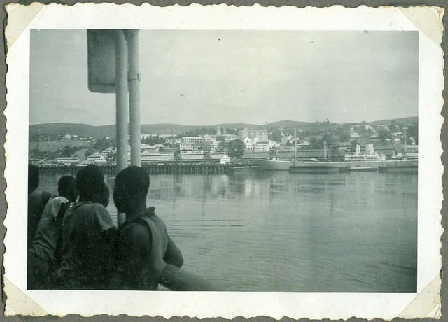 Passage to the Congo in 1939
