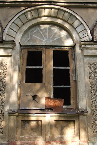 Entrance of Geručiai Manor, 30.07.2011. | by Dāvis Kļaviņš