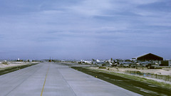 Chu Lai Airfield - 1967-68 - Photo By Aviatorr727