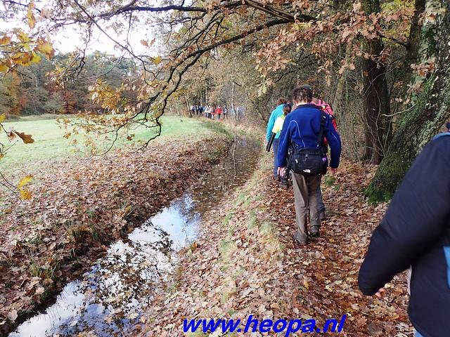 2016-11-16    3e Rondje-WolfHeze   25 Km  (124)