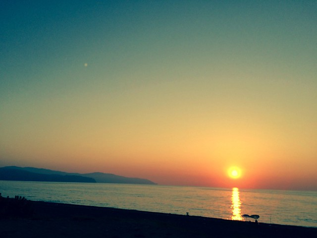 Terme Vigliatore - Sicily - tramonto a Marchesana