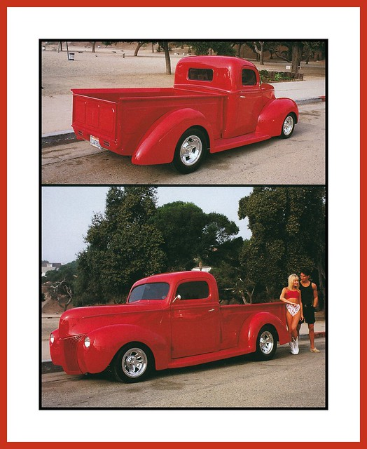 '41 Ford Show Truck, 1990