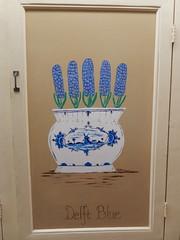 Dutch Village  - WC deur