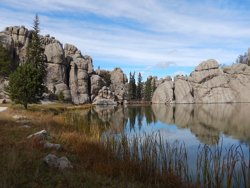 Custer State Park - Sylvan Lake - 3