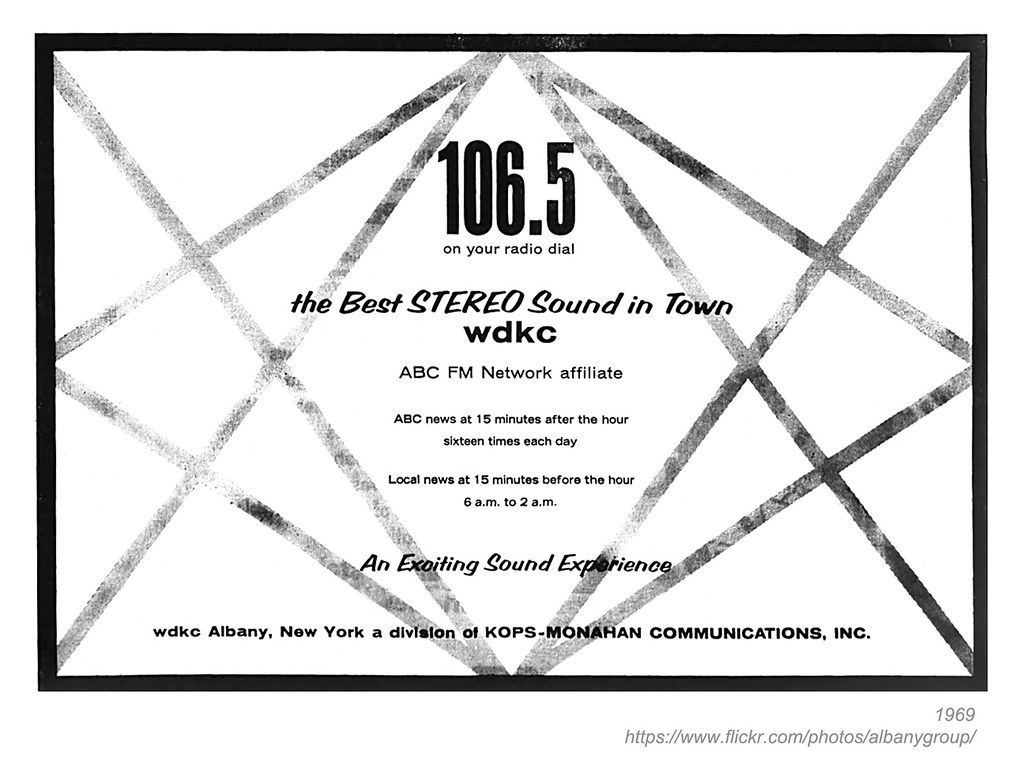 Wdkc 1969 Became Pyx 106 Albanygroup Archive Flickr Pyx 106 is a classic rock radio station licensed to albany, new york. flickr