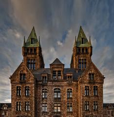 The Former Buffalo State Asylum