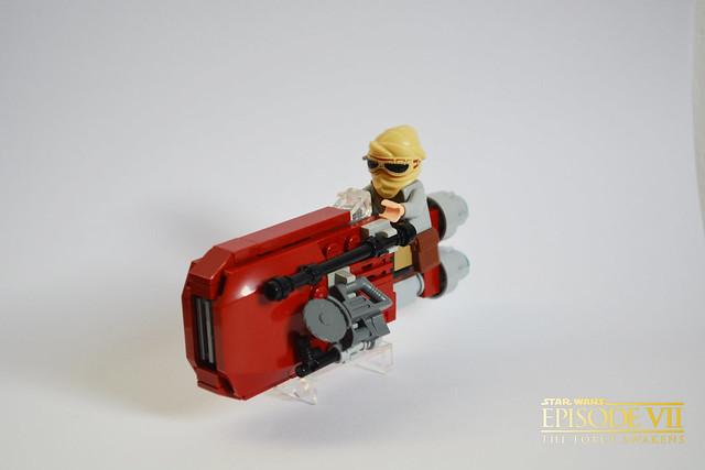 Rey's Speeder (Version 2)