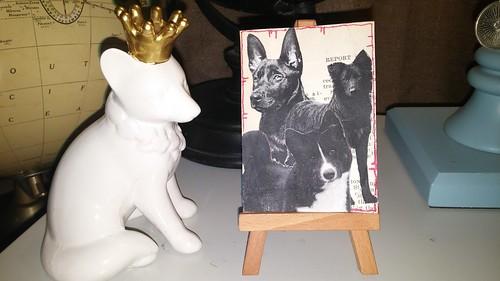 Dogs ATC