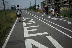 lopen || fietsen