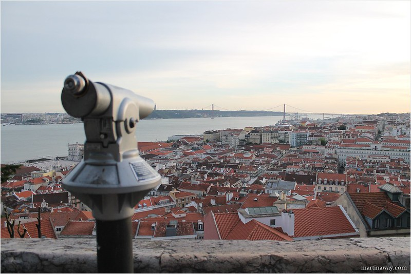 Lisbon from above.
