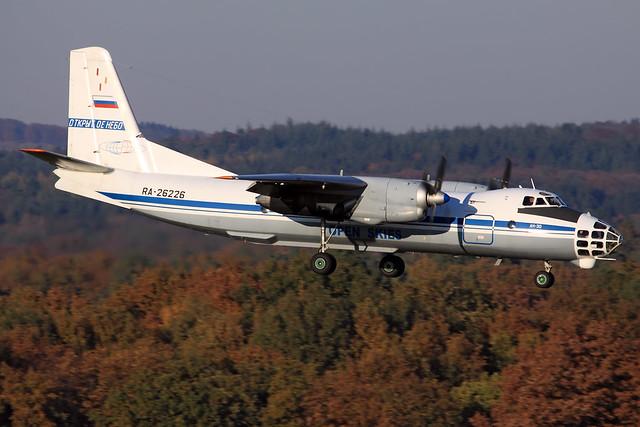 Russia - Air Force Antonov AN-30 RA-26226