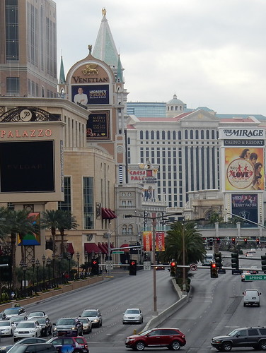 Las Vegas - The Strip - 1