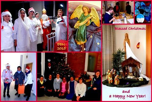 Christmas EEN Rome 2015