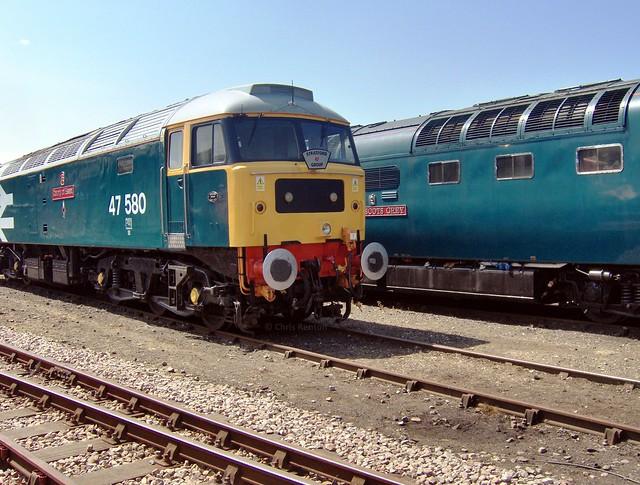 47580 (23-5-09) Eastleigh