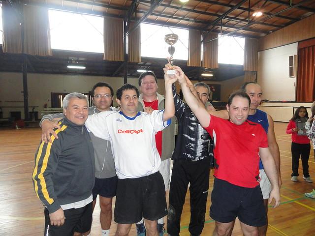 1306 - 24 Campeonato de Fútbol Día del Padre
