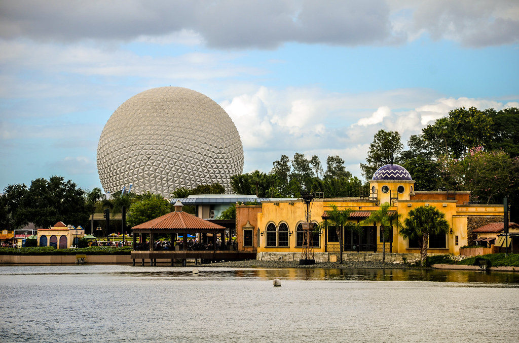 Epcot Spaceship Earth Mexico