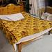 4ft solid pine bed frame