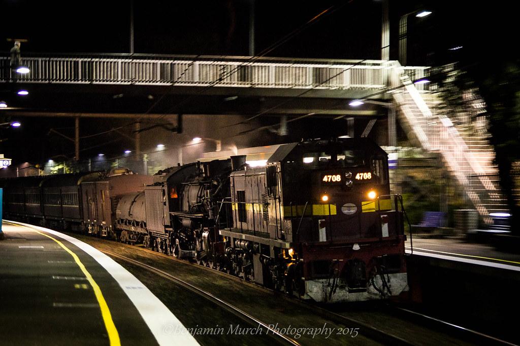 Racing through the Night by Benjamin Murch