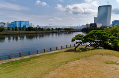 Sumida River - Hamarikyu Gardens