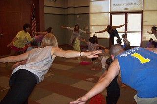 Storytime Yoga | by San José Public Library