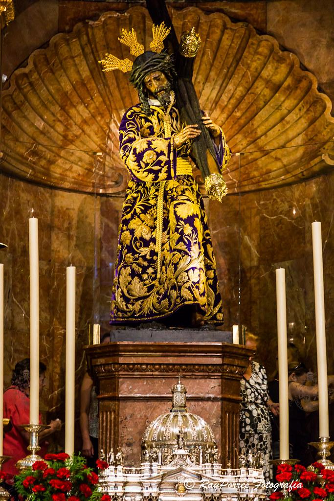 Nuestro Padre Jesus Del Gran Poder Basilica Menor Del Gra Flickr
