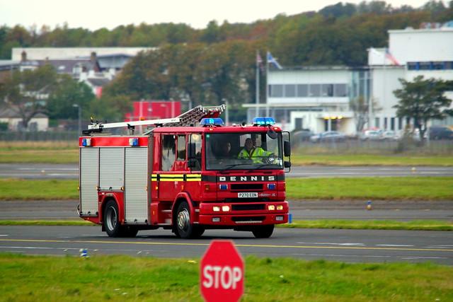 Airport Fire Tender