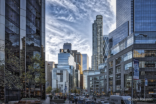 Columbus Circle | by Joel Raskin