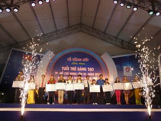Liên hoan Tuổi trẻ Sáng tạo TP. HCM lần 3 năm 2012