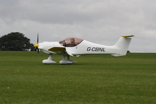 G-CBNL Dyn'Aero MCR-01 Sywell
