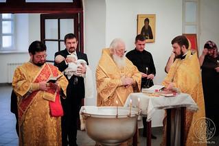 Литургия в Спасском соборе 300