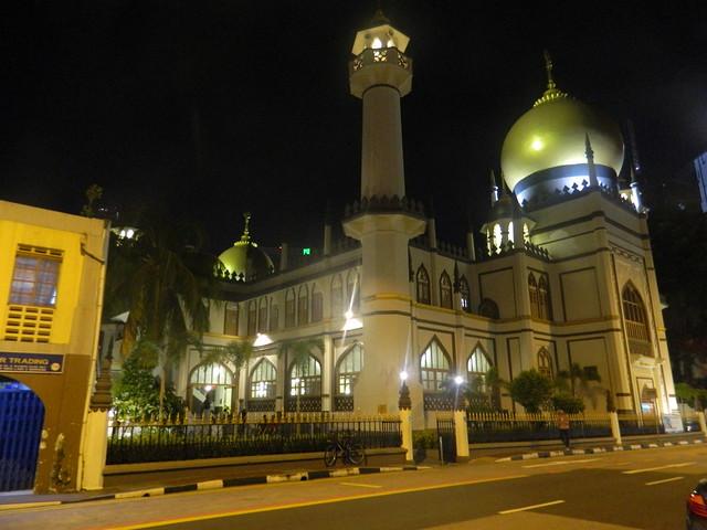 Mosque, Arab Street, Singapore