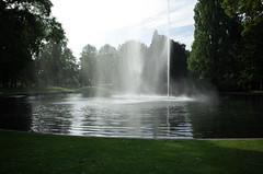 Park Valkenberg fountain, Breda