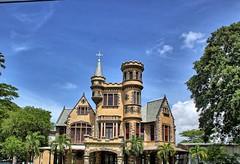 Stollmeyer Castle Port of Spain Trinidad