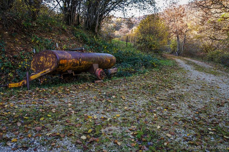 La vieja cisterna