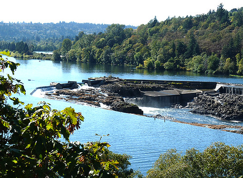 waterfall oregoncity willamettefalls