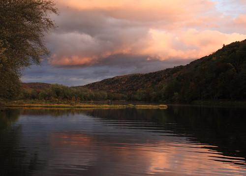 autumn fall river pennsylvania allegheny tidioute nwpa pawilds tidioutepa