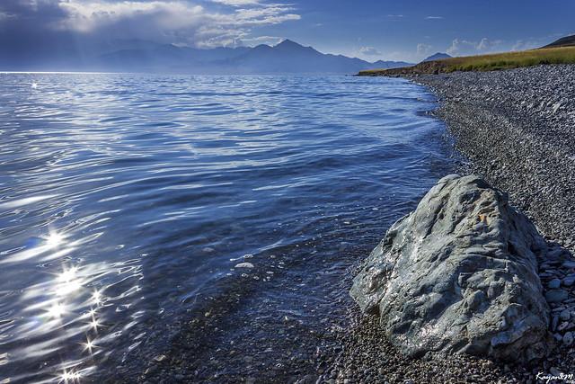 Peace @ Sayram Lake