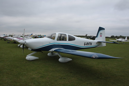 G-RVTN Vans RV-10 [PFA 339-14602] Sywell 030911