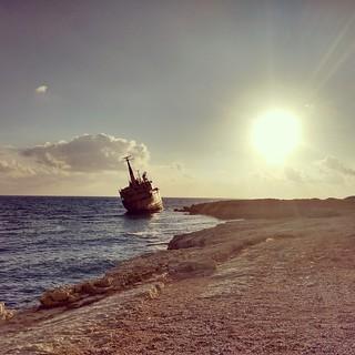 The Shipwreck | by Aris Tsag