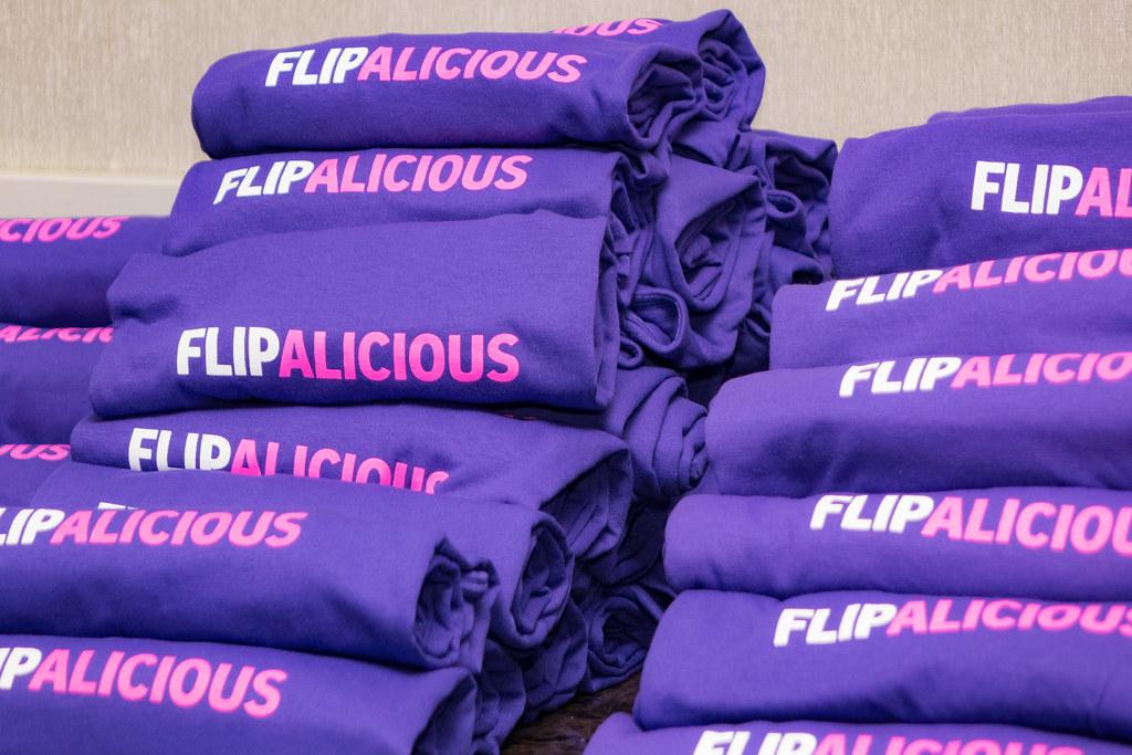 Flipalicious!