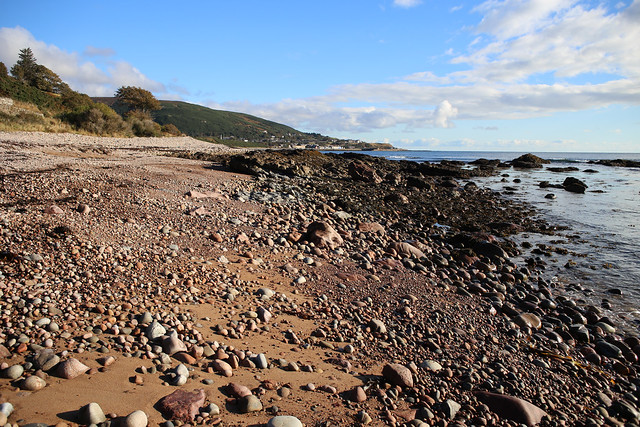 The coast south of Helmsdale