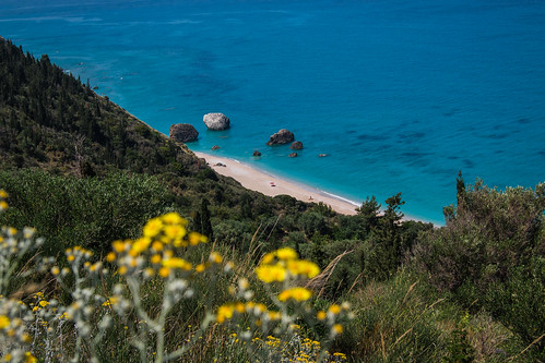 Kathisma beach, Lefkada island, Greece | by MOTORandPHOTOS