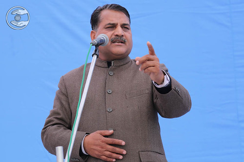 Ravinder Badoni from Dehradun expresses his views