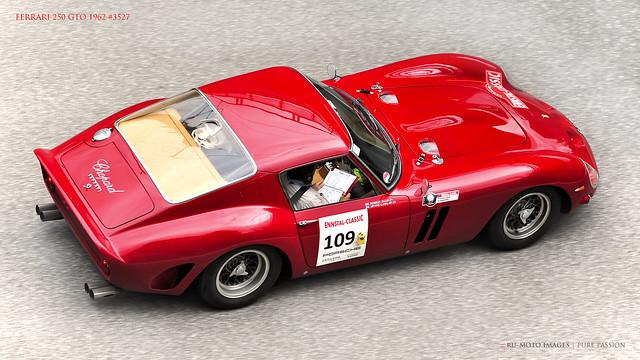 Ferrari 250 GTO 1962 Chassis # 3527 Lord Laidlaw Ennstal-Classic Austria (c) 2015 Bernhard Egger :: ru-moto images 1407