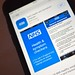 NHS symptom checker on Apple App Store on iPhone 6