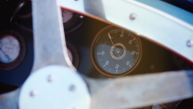 Inside the Bugatti