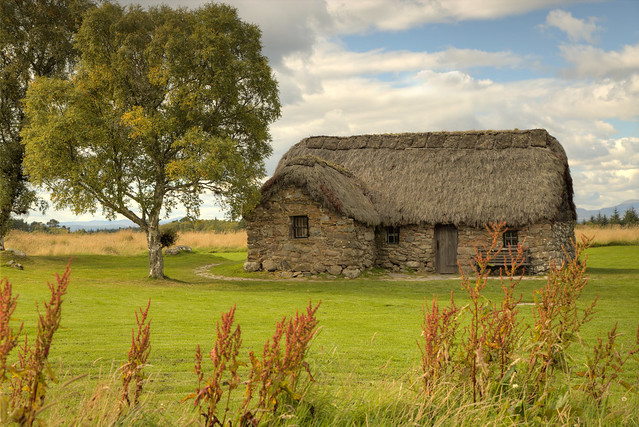 Culloden Battlefield, Scotland